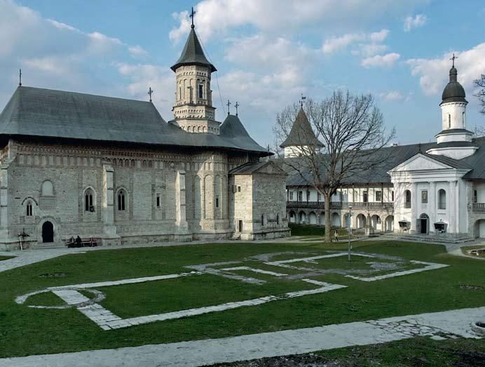 Нямецкий монастырь во имя Вознесения Господня
