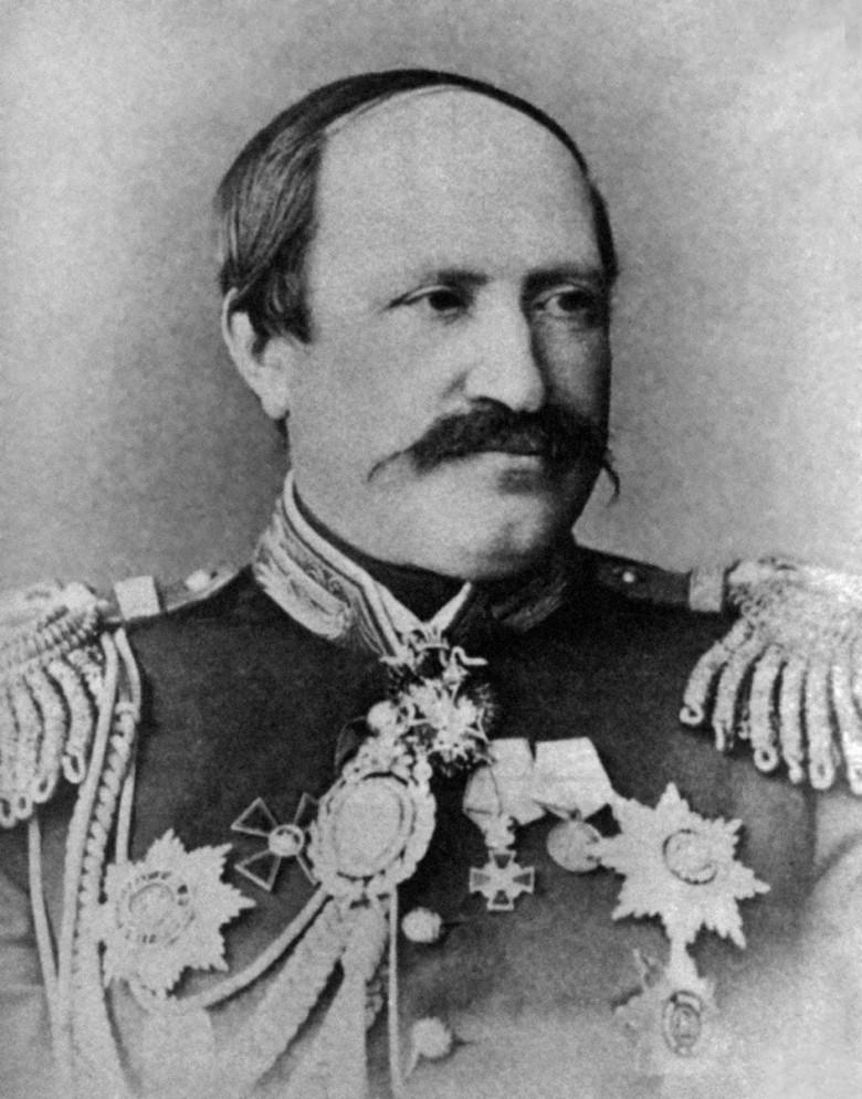 Российский посол в Константинополе Н. П. Игнатьев