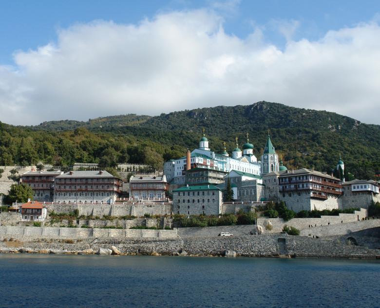 Русский Пантелеимонов монастырь. 2012 г.