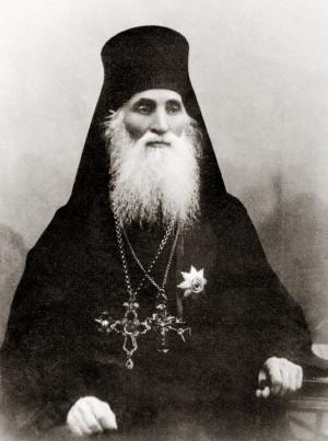 Игумен Ново-Афонского Симоно-Кананитского монастыря схиархимандрит Иерон