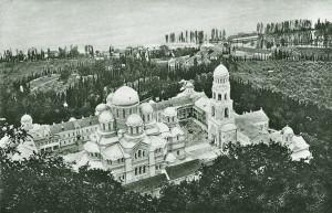 Ново-Афонский Симоно-Кананитский монастырь в начале XX в.