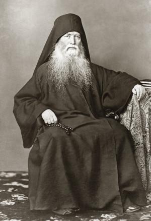 Старец-духовник Русского на Афоне Свято-Пантелеимонова монастыря иеросхимонах Иероним (Соломенцов)
