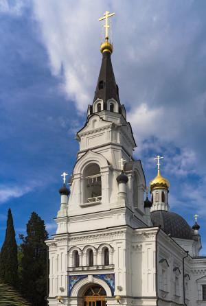 Храм во имя св. архангела Михаила. Сочи