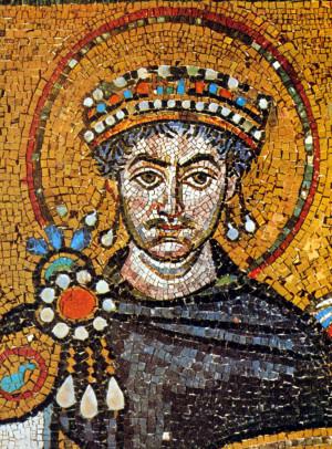 Святой царь Юстиниан