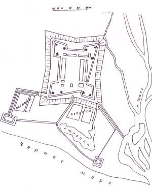 План укрепления Головинского