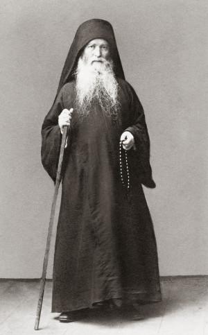 Старец иеросхимонах Иероним