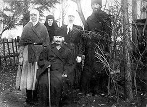 Игнатий (Лебедев Александр Александрович) - схиархимандрит.
