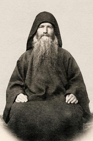 Иеросхимонах Иероним. 1850-е гг.