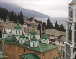В Русском Пантелеимоновом монастыре