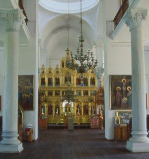 В Пантелеимоновском соборе Старого Русика