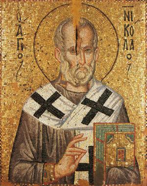 Чудотворная икона святителя Николая